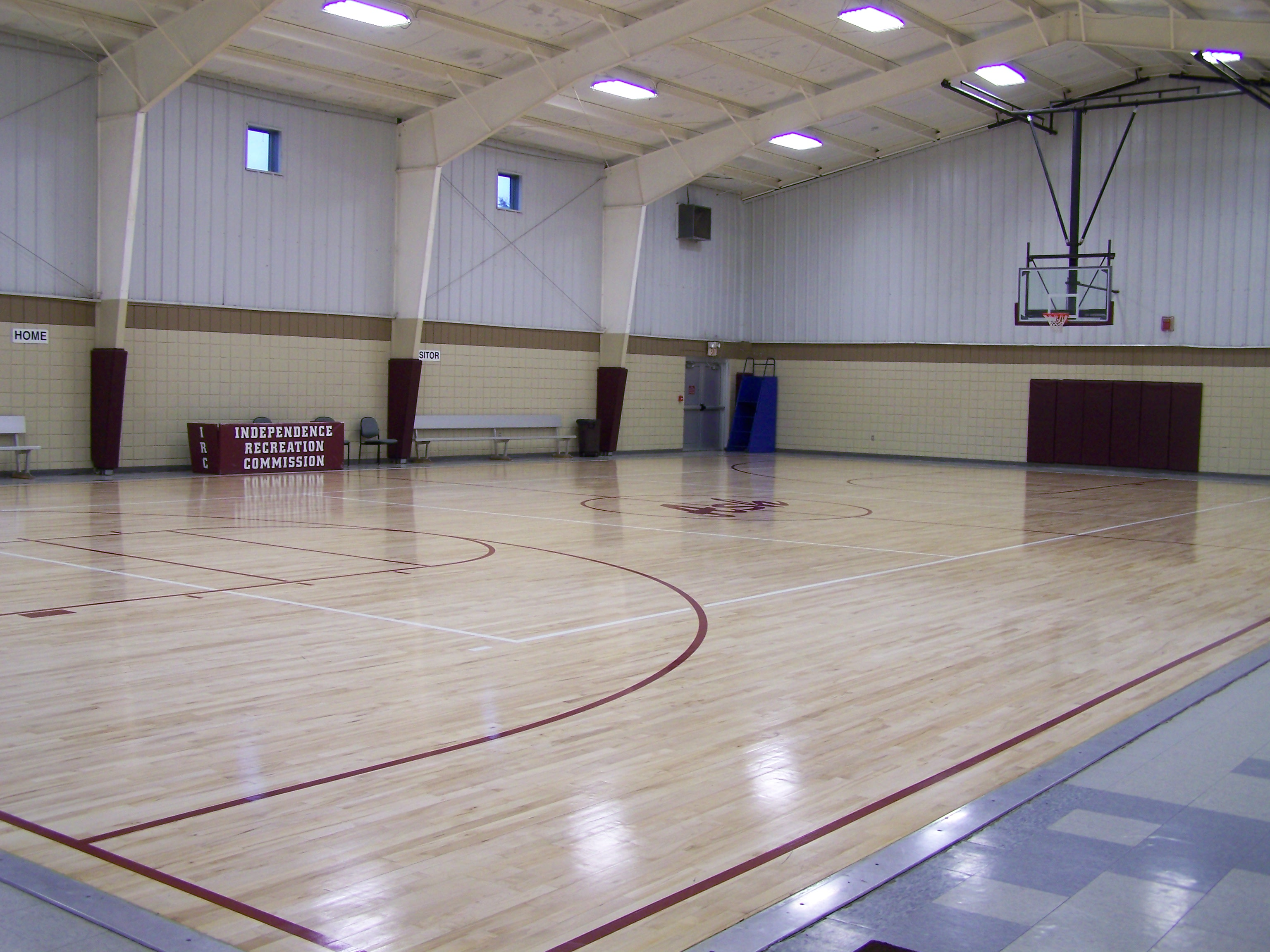 Ash Youth Center Gym